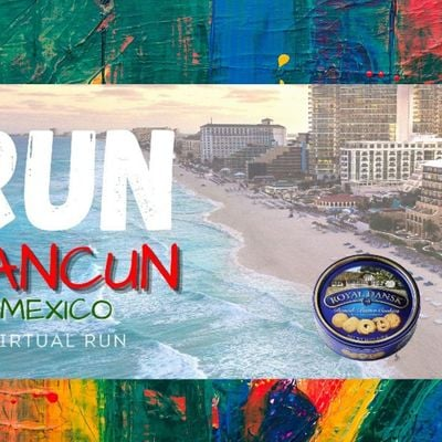 Run Cancun Mexico Virtual Race