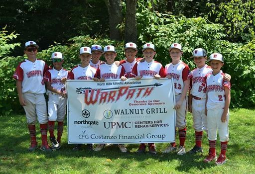 Board & Brush Event Warpath 12s Road to Ripken 2020