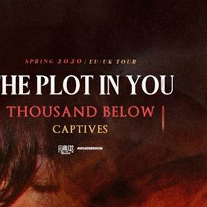 The Plot In You  Thousand Below  Schlachthof Wiesbaden
