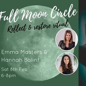 Full Moon Circle  Brisbane