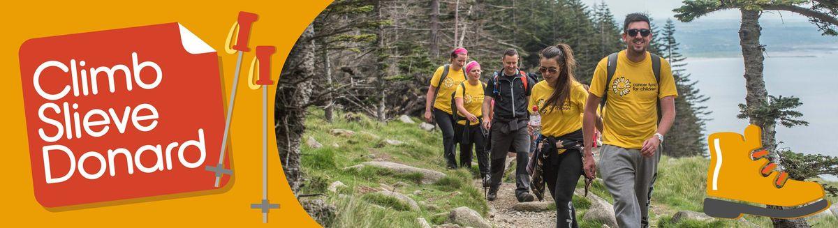 Climb Slieve Donard 2020