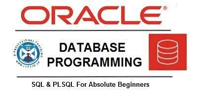 Free(fully funded) SQL & PL/SQL Oracle Database Programming Course @ Gla, 8 December | Event in Glasgow