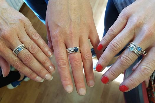 Silver Stacking Rings Workshop, 23 January | Event in Stratford-Upon-Avon | AllEvents.in