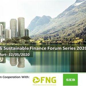 5th ESG Investments & Sustainable Finance Forum Frankfurt 2020