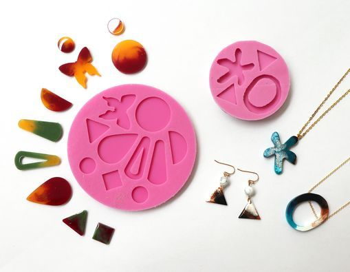Silicone Mould Making & Resin Casting Workshop (2 in 1), 28 March | Event in Damansara | AllEvents.in