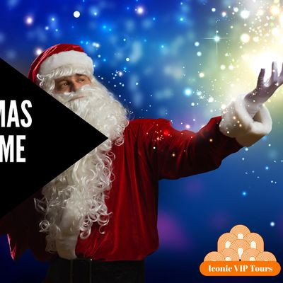 The Rise of Christmas Virtual  Escape  Game