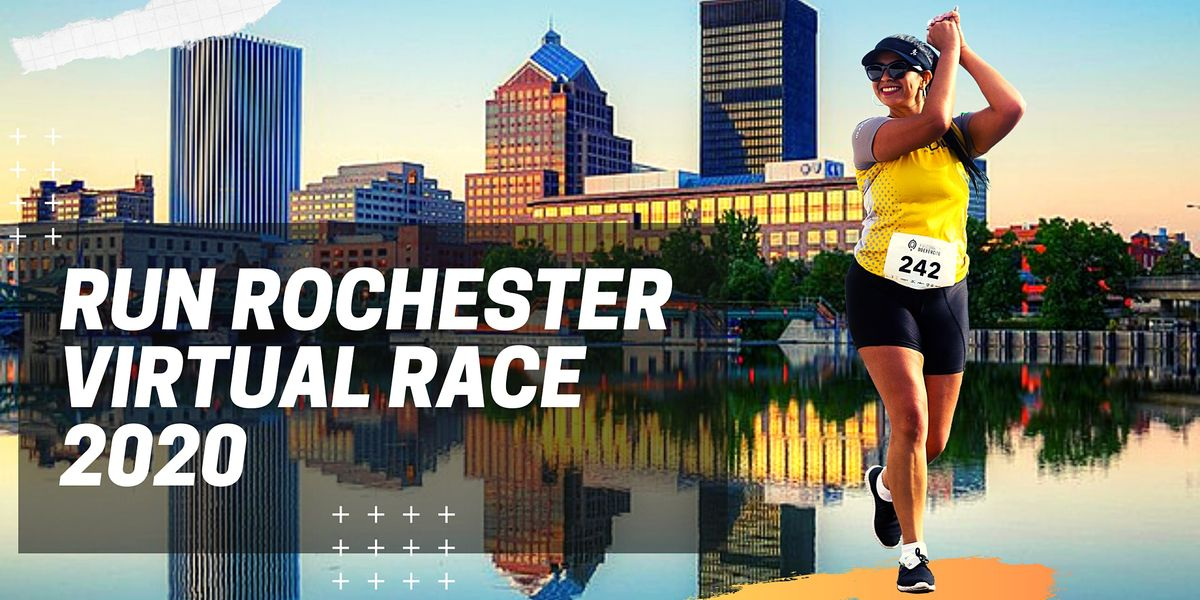 Run Rochester 2020 Virtual Race