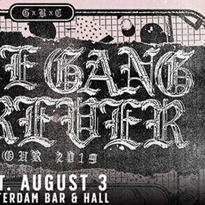 Love Gang Tour 2019 Cold Hart & Horse Head w Fish Narc  Yawns