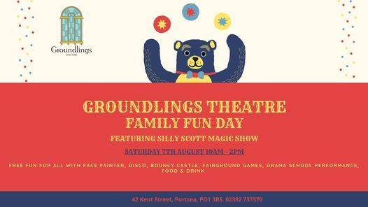 Family Fun Day, 7 August | Event in Portsmouth | AllEvents.in