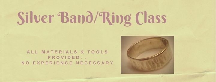 Silver Band/Ring w/Rene, 14 May | Event in Ogden | AllEvents.in