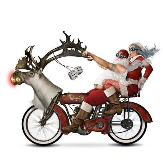 Biker Christmas.Biker Christmas Party At Harley Davidson Of Greenville