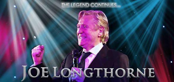 Joe Longthorne In Concert Middlesborough