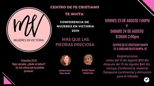 Conferencia de mujeres 2019