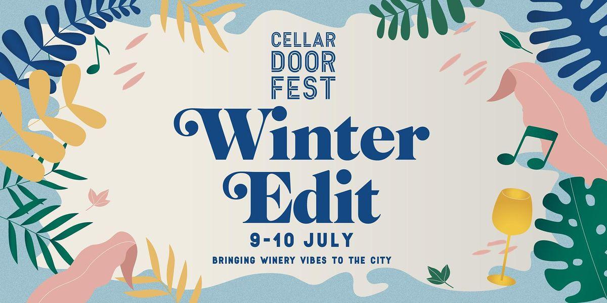 2021 Cellar Door Fest Winter Edit, 9 July   Event in Adelaide   AllEvents.in