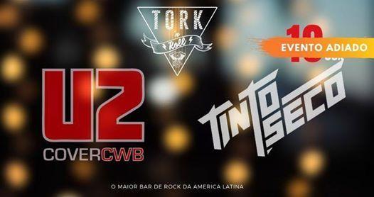 Tinto Seco e U2 cover Cwb