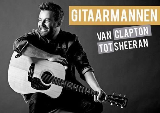 Ed Struijlaart - Gitaarmannen Van Clapton tot Sheeran