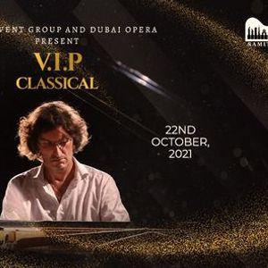 VIP classical - Guiliano Mazzoccante at Dubai Opera
