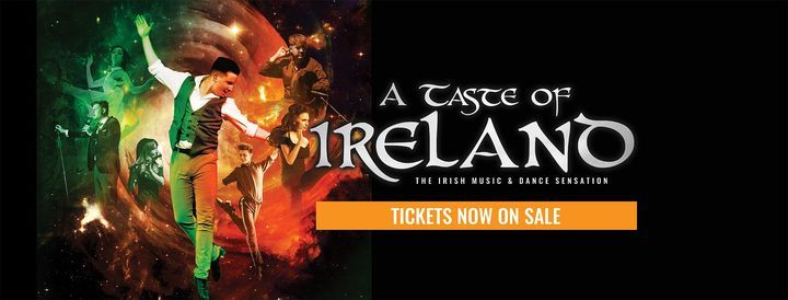 A Taste of Ireland - Laycock Street Theatre, 13 April   Event in Gosford   AllEvents.in