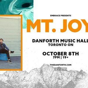 Mt. Joy at The Danforth  Oct 8