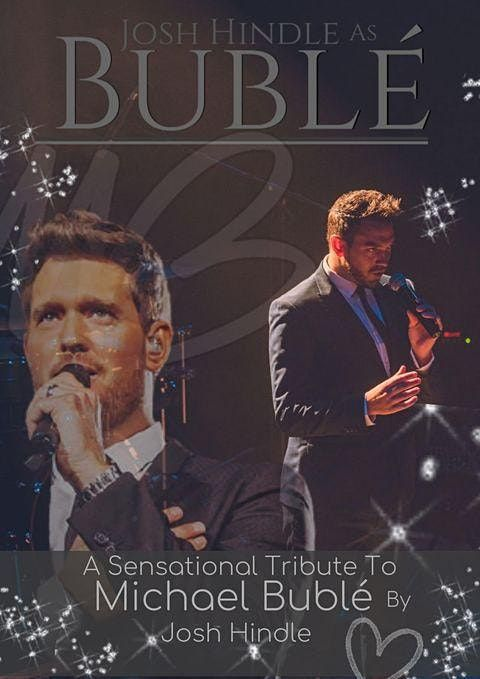 When Is Michael Buble Christmas Special 2021 Michael Buble Tribute Show Mazarron Mazarron July 10 2021 Allevents In