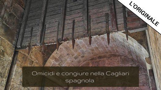 Omicidi e congiure nella Cagliari spagnola | Event in Cagliari | AllEvents.in