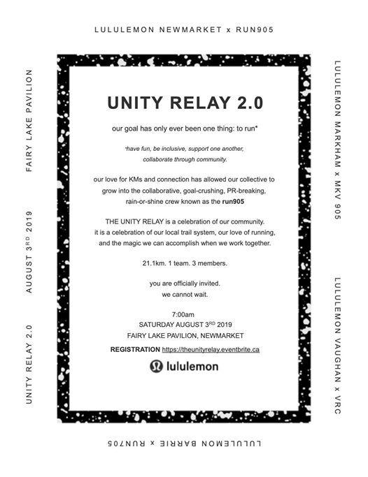 UNITY RELAY 2.0