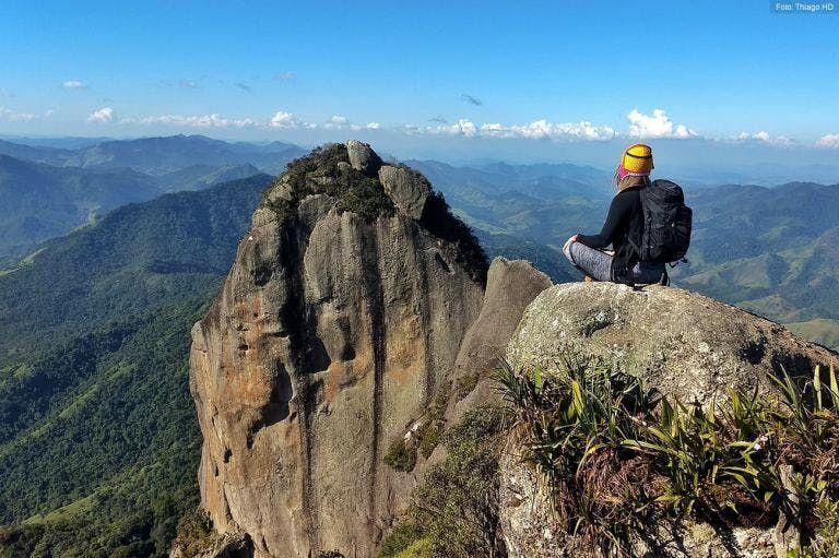 Pico Pedra Selada
