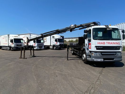 LORRY MOUNTED CRANE (HIAB) NOVICE COURSE £390.00, 15 July | Event in Grimsby | AllEvents.in