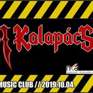 Omen  Kalapcs  Barba Negra Music Club
