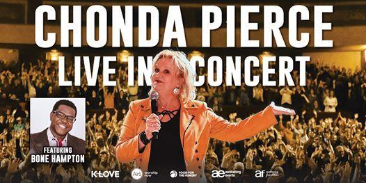 Chonda Pierce Live in Concert - Peoria IL