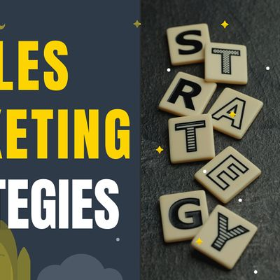 Sales Marketing Customer Acquisition & Retention Strategies for Startup