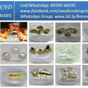 Sweets (Bengali and Dry Fruits) Making Workshop