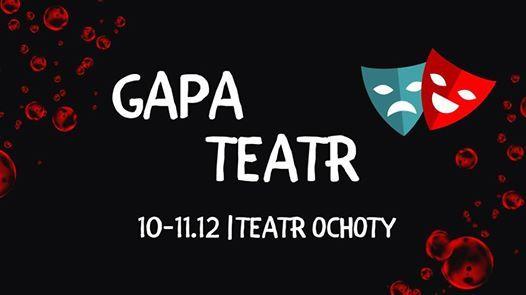 Do dwch razy Sztuka  GAPA Teatr 2019