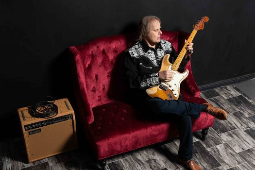 Walter Trout in Paradiso, 2 September | Event in Amsterdam | AllEvents.in