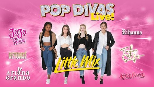 Pop Divas Live!, 24 August | Event in Whitley Bay | AllEvents.in