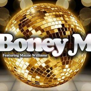 BONEY M feat. Maizie Williams  Enmore Theatre