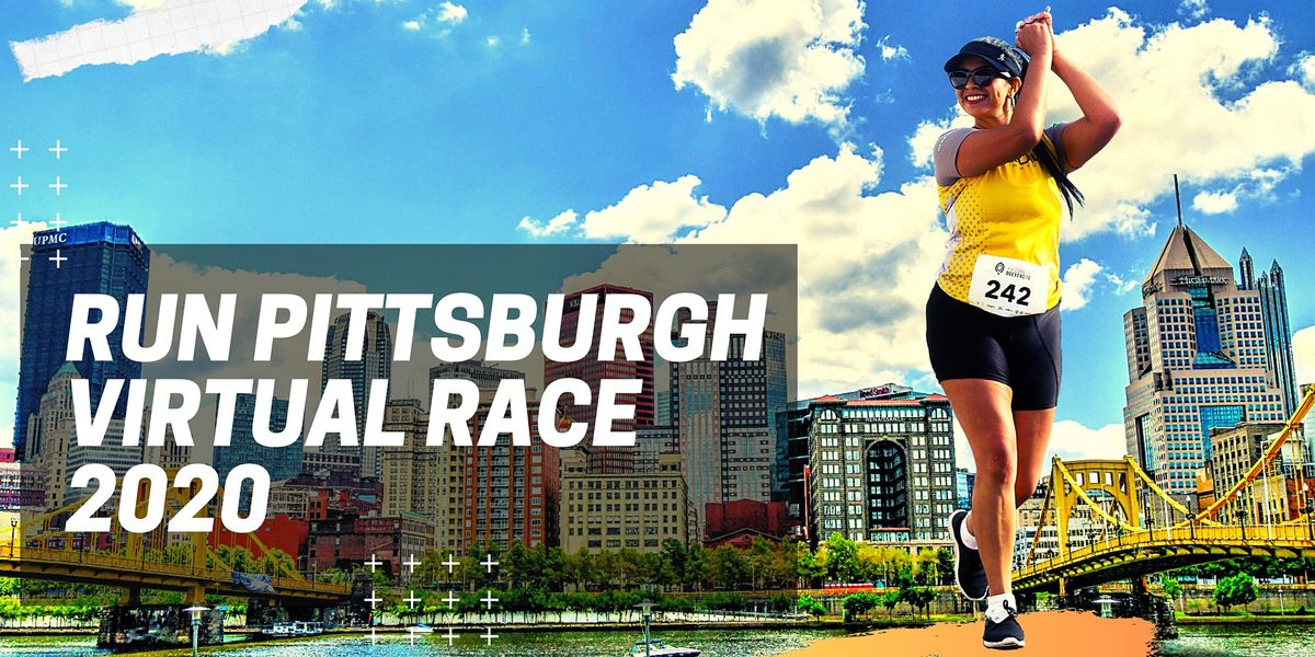 Run Pittsburgh 2020 Virtual Race