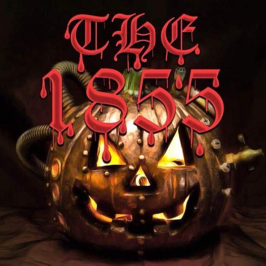 Halloween  The 1855 Zombie Met Girl