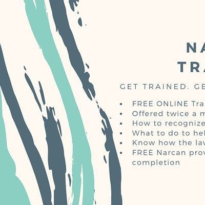 DFDs Education & Training Series Opioid Overdose & Narcan Administration