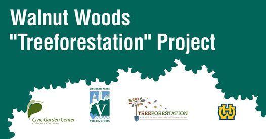 Volunteer - Walnut Woods Treeforestation | Event in Cincinnati | AllEvents.in