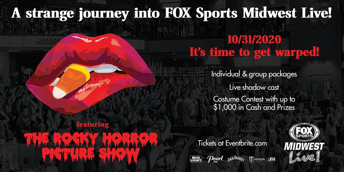 St. Louis Halloween Events On 10-31-2020 The Rocky Horror Picture Show Halloween at FOX Sports Midwest Live