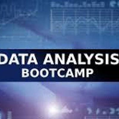 Data Analysis 3 Days Bootcamp in Cambridge