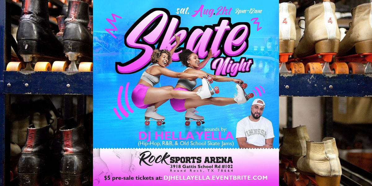 Adult Skate Night, 21 August | Event in Round Rock | AllEvents.in