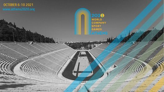 3rd World Company Sport Games 2021, 6 October   Event in Athens   AllEvents.in