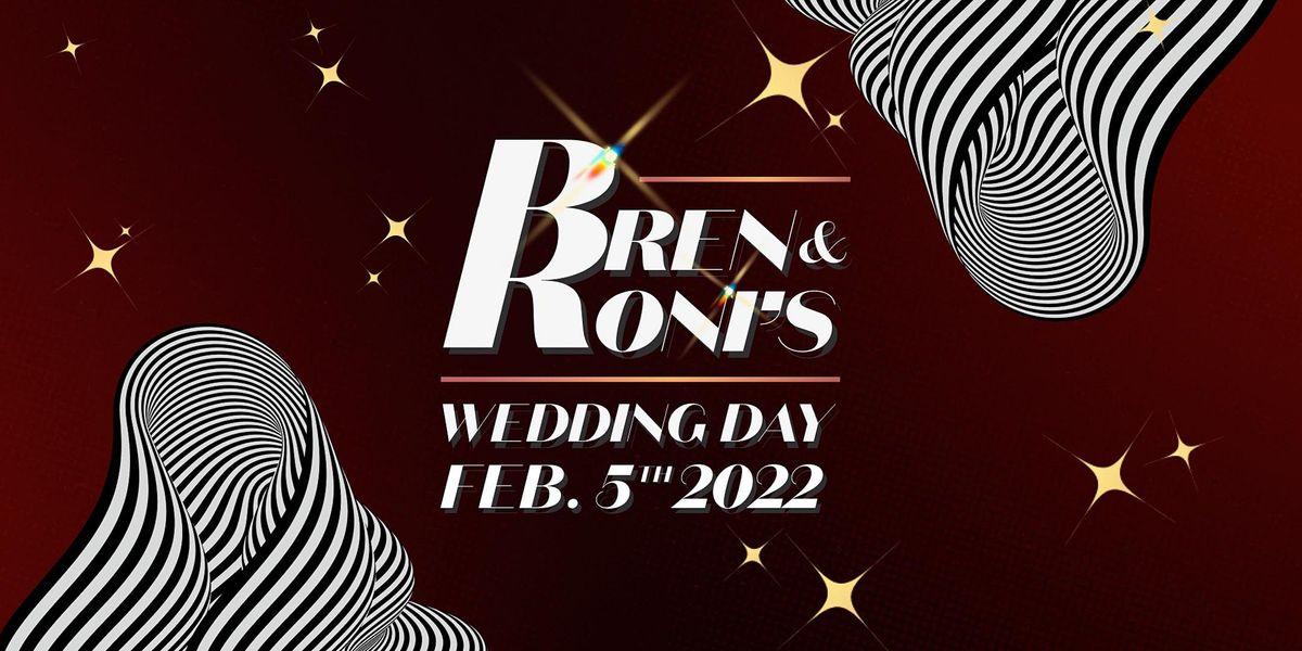 Brendan & Roni's Wedding, 5 February | Event in Irvine | AllEvents.in