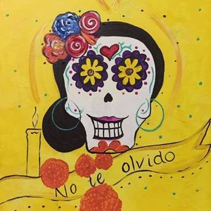 Day of the Dead heART celebration