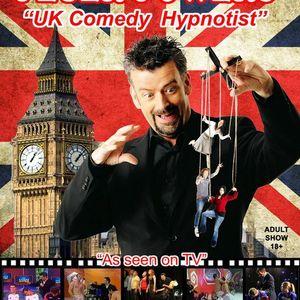Peter Powers UKs Comedy Hypnotist