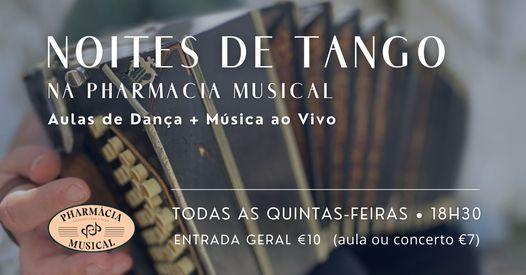 Noite de Tango: dança e música ao vivo | Event in Seixal | AllEvents.in