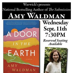 Amy Waldman - A Door in the Earth