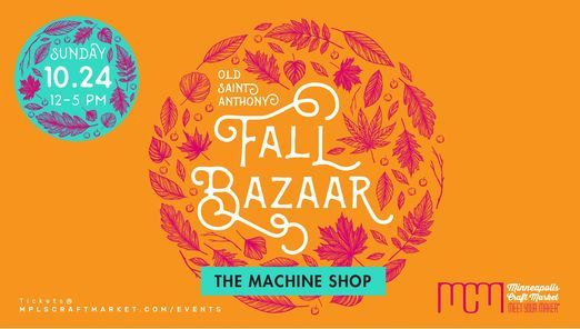Old St. Anthony Fall Bazaar, 24 October | Event in Minneapolis | AllEvents.in
